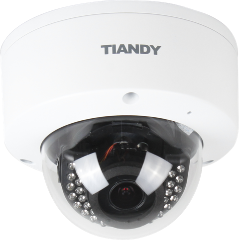 4MP kamera TC-NC44M typ dome